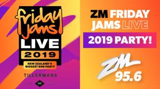 Southland: ZM Friday Jams Live Party 2019!