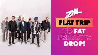 CHRISTCHURCH: Fat Freddy's Drop at the Horncastle Hoon!