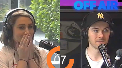 Bree & Clint take ZM off-air