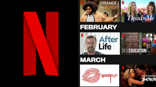 Your next Netflix Binge according to your birth month