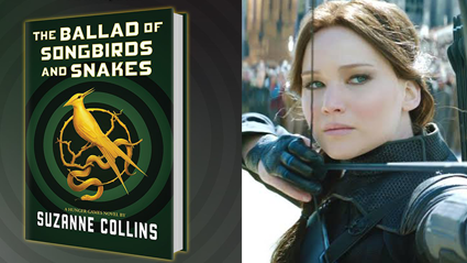 The Hunger Games prequel is here!