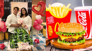 You can get married at McDonald's and it's totally romantic!