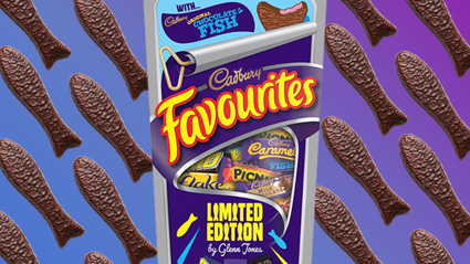 Cadbury are giving away free chocolate today at a store near you