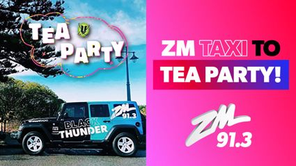 CHRISTCHURCH: Win your way to UCSA Tea Party!