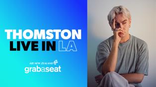 Thomston live in LA!
