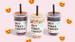 Coffee-infused gummy bears are here to solve your sweet cravings