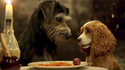The Lady and The Tramp trailer is here and it is full of cute doggos