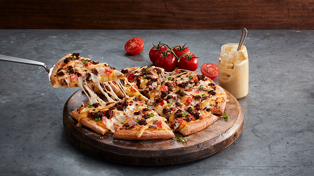 Domino's are releasing plant-based pizza's in NZ!