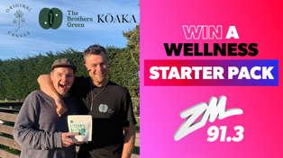CHRISTCHURCH: Win a wellness starter pack!