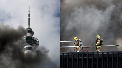 What you need to know about the Auckland CBD fires