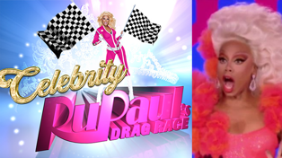 Celebrities are getting in drag for Celebrity RuPaul's Drag Race!