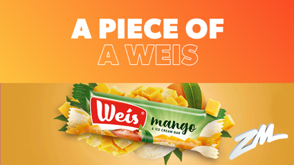Weis Ice Cream has landed in New Zealand!