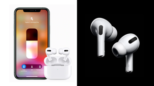 Noise-cancelling Apple AirPods Pro available from tomorrow
