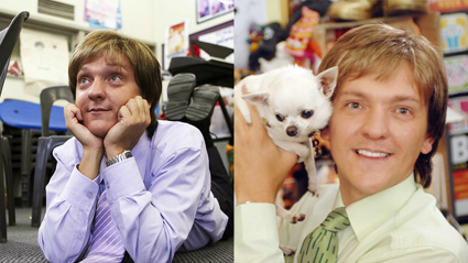 Chris Lilley wants to give Summer Heights High's Mr G his own show