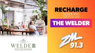 CHRISTCHURCH: Recharge with The Welder!