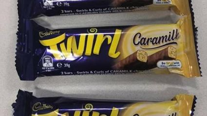 Cadbury is set to release a limited-edition Caramilk Twirl!