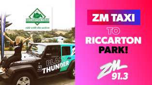 CHRISTCHURCH: Win a ZM Taxi to The Riccarton Races!