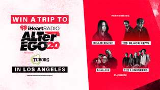 Win a trip to Los Angeles for the 2020 iHeartRadio ALTerEGO