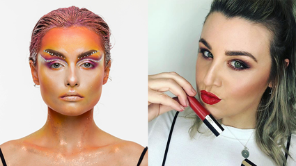 Our gal Megan will host the brand new TVNZ makeup show, Glow Up!