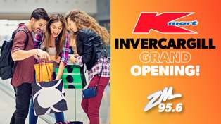 SOUTHLAND: Kmart Invercargill Grand Opening!