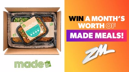 Win a month's worth of Made Meals!