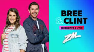 ZM's Bree & Clint Podcast – November 12th 2019