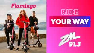 CHRISTCHURCH: Flamingo - Your ride, your way!