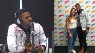 Jason Derulo reveals he got a Tā Moko after performing at Friday Jams Live!