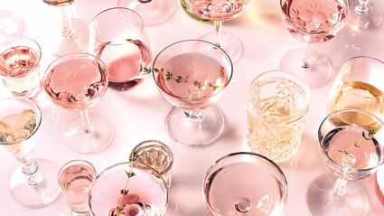 Rosé wine subscriptions are real and we need one for summer!