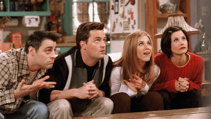 Iconic props from FRIENDS are up for auction!