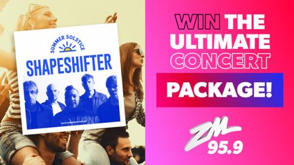 Hawkes Bay: Win the ultimate Summer Solstice concert pack