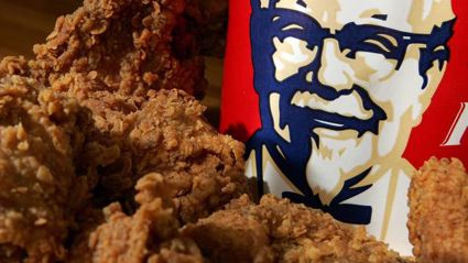 KFC has launched an all-you-can-eat buffet restaurant!