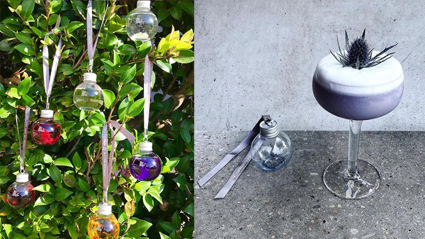 Gin baubles are here to make your Christmas merrier