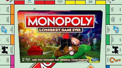 "Monopoly releases ""longest game ever"" edition to cause even more fights"