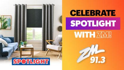 CHRISTCHURCH: Celebrate Spotlight with ZM!