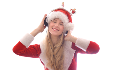 Sick of Christmas songs? Too many can be bad for your brain!