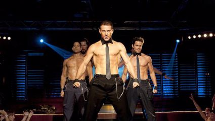 Channing Tatum announces a Magic Mike Tour!