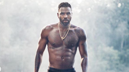 THAT Jason Derulo pic got taken down by Instagram for being too racy!