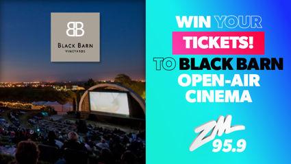 HAWKES BAY: Win tickets to Black Barn Cinema