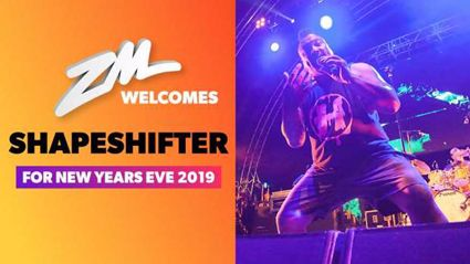 Win VIP for Shapeshifter this New Years