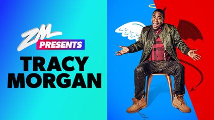 ZM Presents Tracy Morgan!