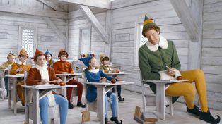 You can see ELF at the movies for $5 this Christmas season!
