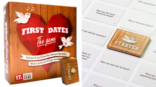 First Dates now has a board game so you can realllllly get to know your date