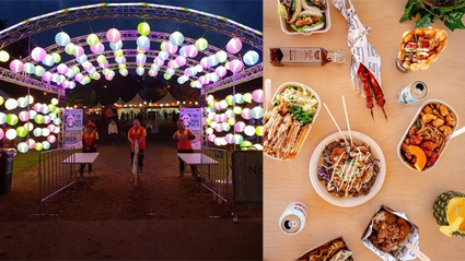 The Night Noodle Markets are heading to Wellington and Christchurch