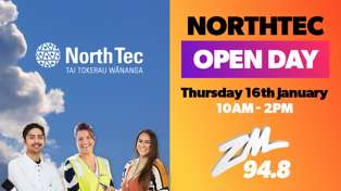 NorthTec 2020 Open Day