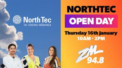 NorthTec 2020 Open Day