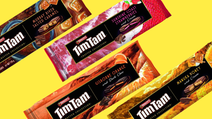 Tim Tam have released FOUR delicious new flavours!