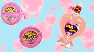 Hubba Bubba gin exists- and we're so here for it