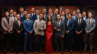 ALL the guys headed to The Bachelorette NZ mansion!