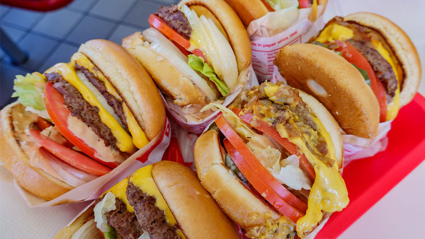 NZ is getting an In-N-Out Burger pop-up!